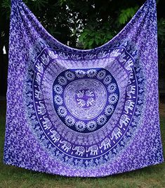 Apoorva's Purple Ombre Mandala Tapestry, Indian Ombre Tapestry, Hippie Tapestries, Wall Tapestries, Hippy Boho Throw, Bohemian Tapestries, Home Decor *** LEARN MORE @ http://www.ilikeboutique.com/boutique/apoorvas-purple-ombre-mandala-tapestry-indian-ombre-tapestry-hippie-tapestries-wall-tapestries-hippy-boho-throw-bohemian-tapestries-home-decor/?a=7128