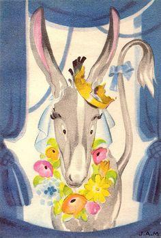 ''peau d'ane'', by Jean Mercier