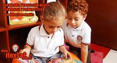 Parvularia y educación básica con enfasis en ingles.
