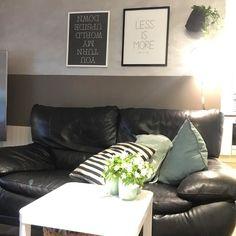 Ihanaa sunnuntain iltaa  Sleep well! #koti #home #hem #instahome #interior #inredning #interiors #inspiration #myhome #olohuone #livingroom #sohva #nahkasohva