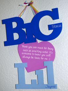 Big and Lil Love/Appreciation :)