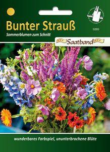 Diese, aus vielen herrlichen Sommerblumen zusammengestellte Mischung zeichnet sich durch ein wunderbares Farbspiel aus. Sie blüht stetig von Juli bis Oktober und erfreut Sie so den ganzen Sommer hindurch mit frischen Schnittblumen.