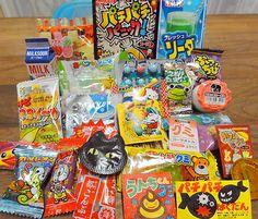 Japanese candy FOR DAYS!!!! EEEEEEEEEEEE!!!