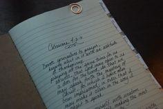 study in brown - writing - in the school of prayer - prayerbook