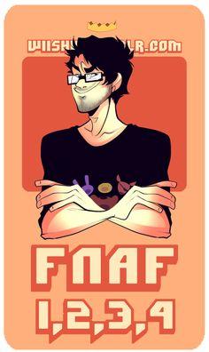 King of FNAF!