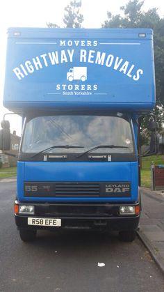 Sheffield Removal Truck