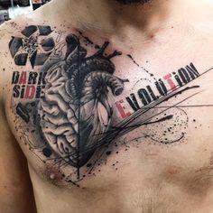 Ivan Trap Tatoo