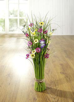 Gras, Glass Vase, Home Decor, Ad Home, Flowers, Deco, Nice Asses, Decoration Home, Room Decor