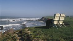 Relaxing is easy with breathtaking views of the Pacific Ocean at The Ritz-Carlton, Half Moon Bay