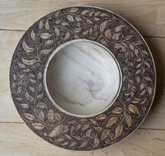 History Lesson: The Art of Pyrography | Etsy Blog