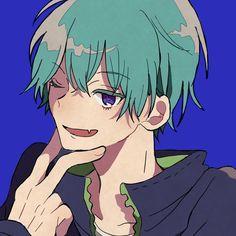 Boom Boom, Vocaloid, Anime Couples, Anime Guys, Mystic, Avatar, Anime Art, Cartoon, Boys