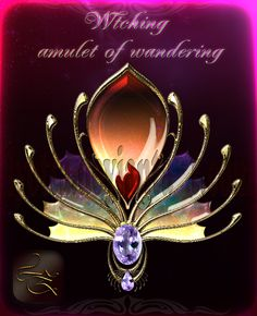 Witching amulet of wandering 4 by Lyotta.deviantart.com on @DeviantArt