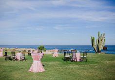 Pink Cocktail Hour |  Sara Richardson Photography | blog.theknot.com