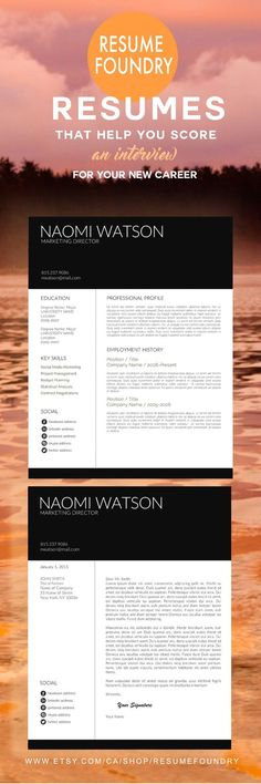 This beach could be yours once you land that job you really want using an awesome resume... just like this one.