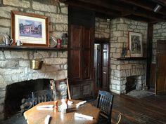 Interior at the Old Talbott Tavern