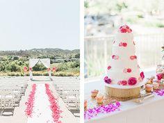 Coto de Caza Golf and Racquet Club Orange County wedding location outdoor wedding reception Orange County CA Wedding 92679