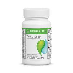 Cell-U-Loss® Formulado con seda de maíz, una hierba que se ha utilizado tradicionalmente para la eliminación saludable de agua