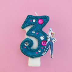 Excited to share this item from my shop: Bo Peep Birthday Number Candle. Princess Birthday Party Decorations, Party Themes, Birthday Ideas, Bo Peep, Baby Girl Birthday, Birthday Numbers, Charleston, Party Planning, Birthday Candles
