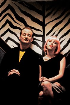 "Bill Murray & Scarlett Johansson in ""Lost in Translation"" directed by Sofia Coppola, 2003 Bill Murray, Good Movies To Watch, Great Movies, Bon Film, Film Aesthetic, Hollywood, Hommes Sexy, Iconic Movies, Film Serie"