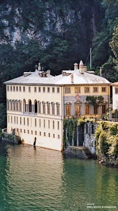 Villa in Lake Como, ITALY