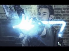 Short Film - First Date (TomSka vs Inversion)  Interesting lighting and shot composition