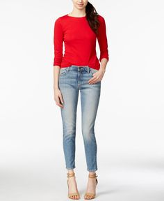 Joe's The Billie Skinny Ankle Rena Wash Jeans