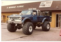 USA-1, one of the original monster trucks!