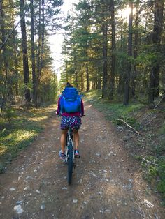 Rattlesnake #wilderness #area #missoula #montana @maddiethesmall #cycling #skirt #athleticwear #fitness #mountainbiking #womenswear #bikingskirts #sportsskirt #bike #miles #runningskirt #coverup #backroads #optoutside #bigsky