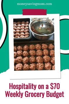 You can show hospitality even on a small grocery budget! This post is so inspiring with the perfect grocery list!! Family Meal Planning, Budget Meal Planning, Recipes Using Pasta, Healthy Foods To Eat, Healthy Recipes, Money Saving Mom, Icecream Bar, Save Money On Groceries, Shopping Tips