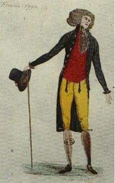 Journal de la Mode et du Gout, February 1790.  So bright!