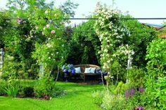 lieblingsplätze in romantischen gärten   Buchtipps Garten   sunny7