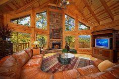 Beau Enjoy Mountain Views In This Huge 4 Bedroom True Log Cabin In Gatlinburg  UPDATED 2018   TripAdvisor   Gatlinburg Vacation Rental