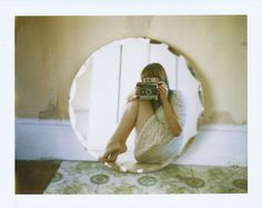 polaroid by Leanne Surfleet, via Flickr