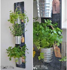 Descubra Como Fazer uma Horta Vertical para sua Casa