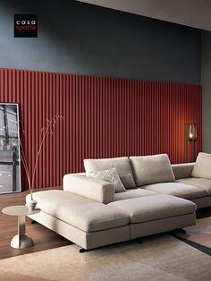 Contemporary Living Room Furniture, Modern Furniture Stores, Contemporary Sofa, Modern Couch, Modern Sectional, Modern Living, Bespoke Sofas, Italian Furniture Brands, Room Design Bedroom