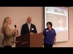 2013 American Equine Summit - Victoria McCullough & Florida State Senator Joseph Abruzzo (Video #2)
