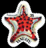 Unusual Stamp