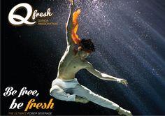 Publicidad Qfresh 2