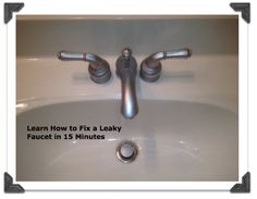 Latest Posts Under: Bathroom sink faucets