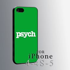 Psych , iPhone case, iPhone 4/4s/5/5s/5c case, Samsung Galaxy s4/s5 case, Samsung Case