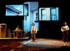 Muerte de un viajante, de Arthur Miller, dirigida por Mario Gas en el Teatro Español de Madrid