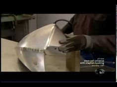 How It's Made - Custom Motorcycle Gas Tank - YouTube