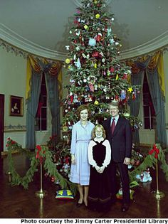 President Carter family photo. Courtesy the Jimmy Carter Presidential ...