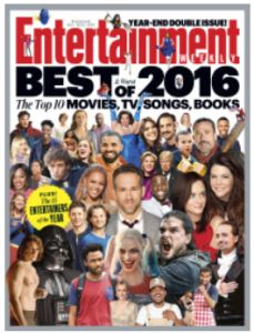 FREE Subscription to Entertainment Weekly Magazine on http://hunt4freebies.com