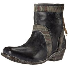 bed stu Women's Binary Boot * Read more reviews of the product by visiting the link on the image. (This is an affiliate link and I receive a commission for the sales) #AnkleBootie