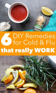 Remedy For Flu 6 DIY Natural Cold and Flu Remedies - Woof. Is it flu season or WHAT? My son and I were both sick over winter break, and I'm seeing a lot of people I love come down with the ick. These are some DIY natural cold and flu remedies to help yo Natural Flu Remedies, Cold Remedies, Herbal Remedies, Quick Healthy Breakfast, Health Breakfast, Tea For Colds, Health Eating, Eating Vegan, Vegan Food