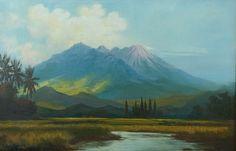 Frederik Kasenda - Pemandangan Gunung
