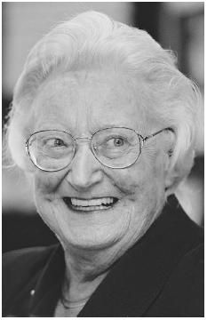 dame cicely saunders; not a nurse, but she could be!  founder of the modern hospice movement as we know it...