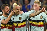Belgia Kalahkan Swedia Lewat Gol Berbau Beruntung