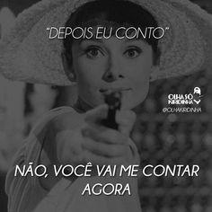 """4,191 curtidas, 241 comentários - Olha Só Kiridinha (Oficial) (@olhakiridinha) no Instagram: """"Não seja essa pessoa, por favor. #olhasokiridinha"""""""